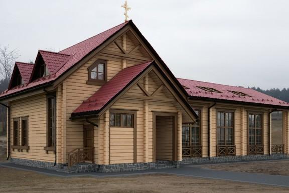 Церковное здание
